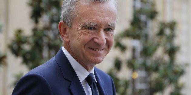 Bernard Arnault, l'homme le plus riche de France, veut devenir