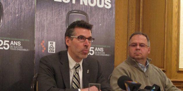 Négociation dans l'hôtellerie : deux ententes de principes à Québec et