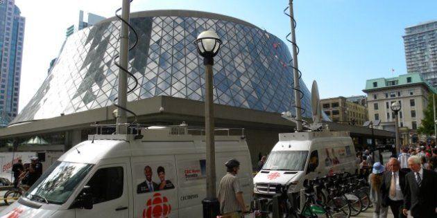 Radio-Canada: les nouvelles compressions dénoncées par des