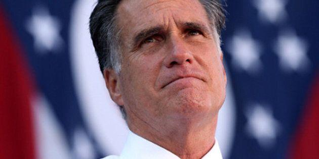 Une journée d'esquive pour Mitt Romney, questionné à propos de