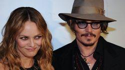 Johnny Depp et Vanessa Paradis: c'est
