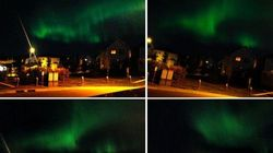 Des photos d'aurores boréales prises en