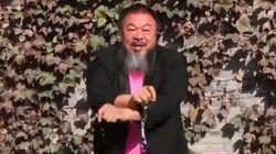 Ai Weiwei fait son «Gangnam Style»