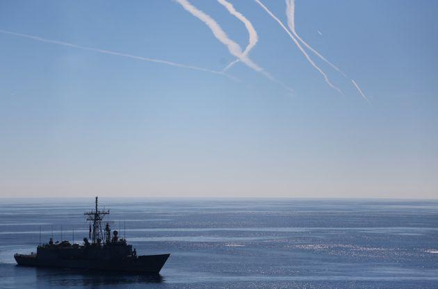 Ένταση στην ανατολική Μεσόγειο: Στον ΟΗΕ οι συντεταγμένες των ορίων της κυπριακής