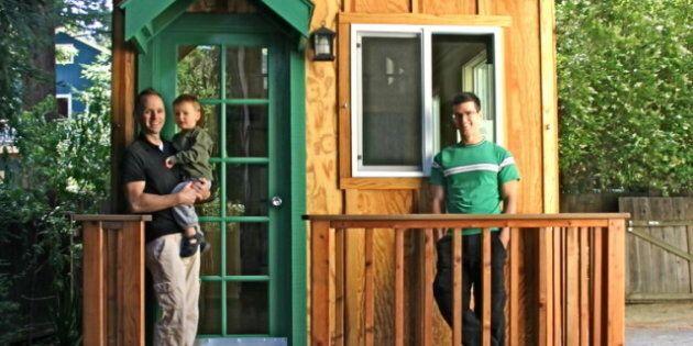Minimaisons: vivre dans une maison de 2,6 mètres de