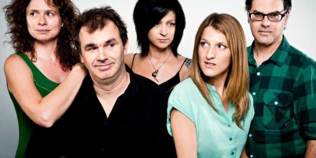 «L'Orphéon» avec Stéphane Dompierre, Roxanne Bouchard et Geneviève Jannelle: lancement des trois premiers...