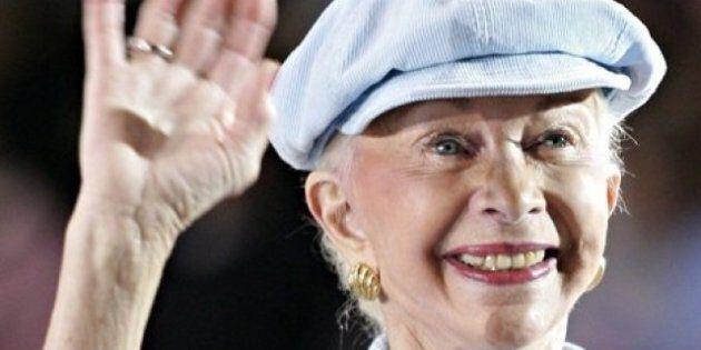 Adieu, Barbara Ann Scott: décès de l'ex-championne olympique de patinage