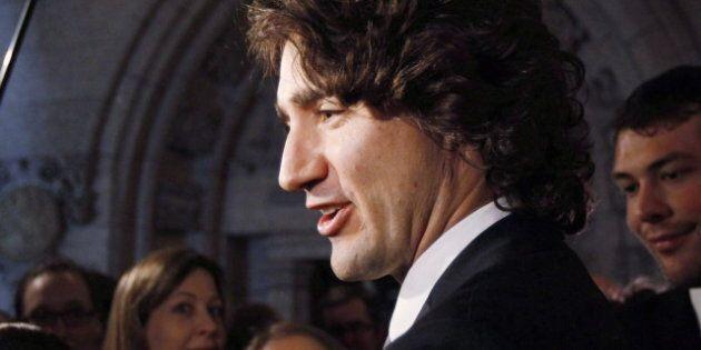 Justin Trudeau sera candidat à la direction du