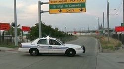 Réouverture du pont Ambassador reliant Windsor et