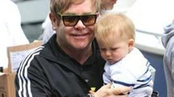 Elton John à la retraite et papa à la