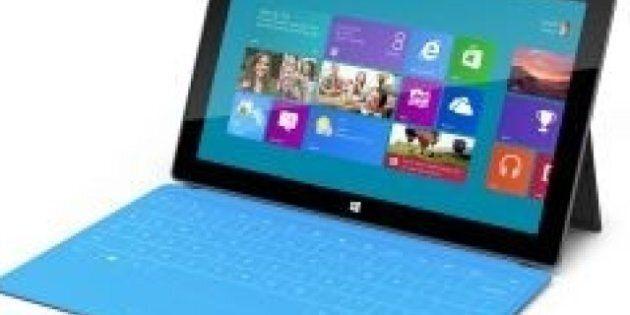 Windows 8, Surface, iPhone 5, mini iPad, Kindle Fire 2... les rendez-vous techno immanquables de la