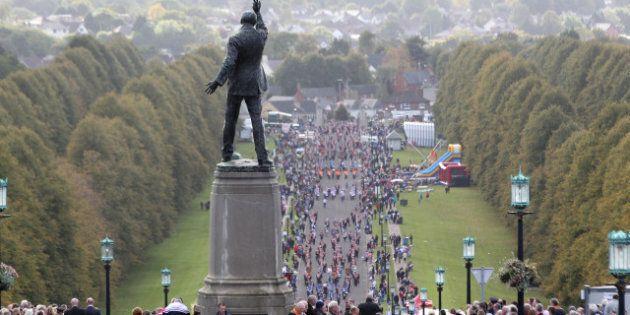 Grande marche protestante sous haute surveillance dans le centre de