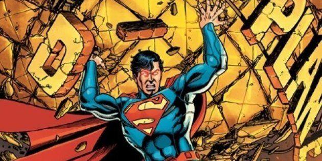 Superman quitte le