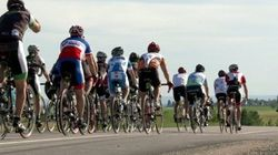 Quatre cyclistes blessés au Grand défi Pierre