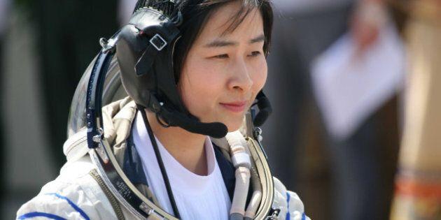 Chine : décollage réussi pour le vaisseau Shenzhou IX, première femme chinoise à bord