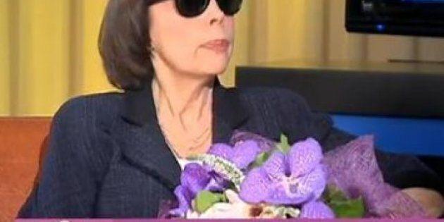 Mireille Mathieu coupée au montage aurait défendu les Pussy