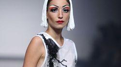 Semaine de mode de Montréal: Jour 2. Un printemps en noir et blanc
