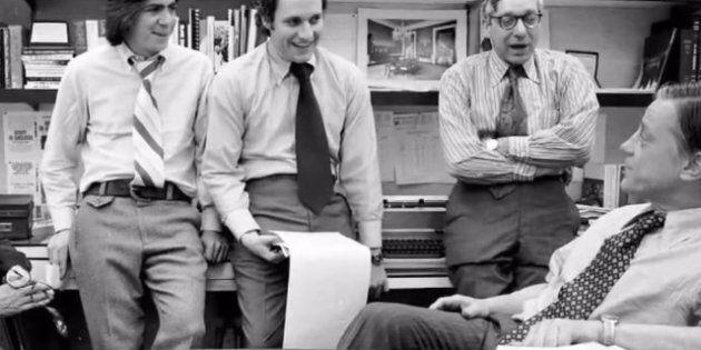 Watergate: 40 ans après, les Américains se méfient toujours du