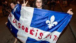 La Commission des droits de la personne condamne la loi 78: Québec se