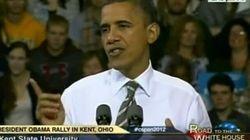 Le lapsus (bien rattrapé) de Barack