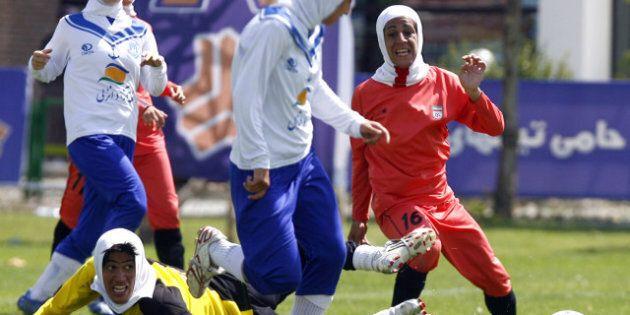 Des Saoudiennes Participeront Pour La Première Fois Aux Jeux Olympiques De