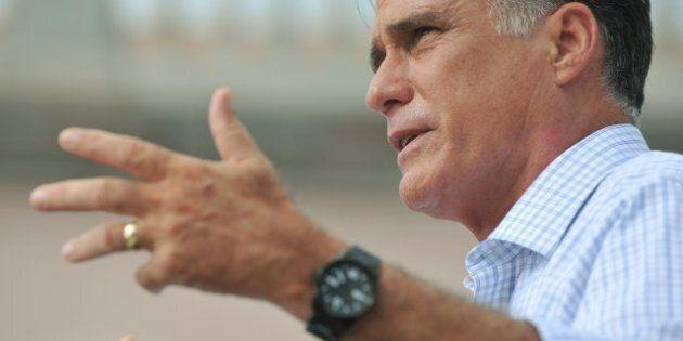 Mitt Romney publie sa feuille d'impôts de 2011 suite aux demandes répétées du camp