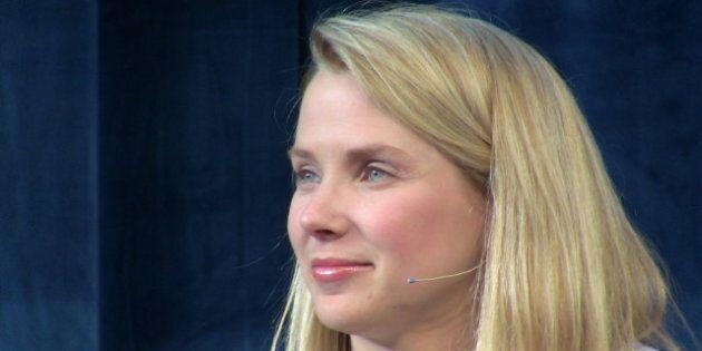 Enceinte, Marissa Mayer prend la tête de Yahoo: portrait de la première employée de