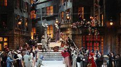 La Bohème et La Traviata sur grand