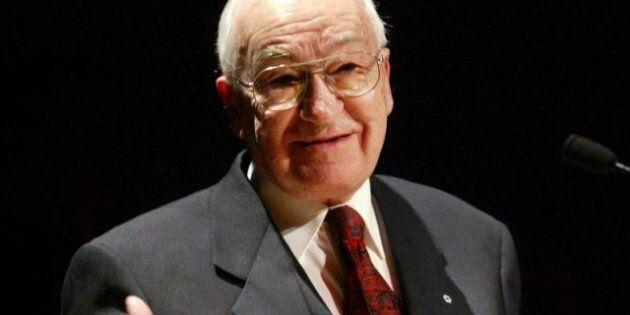 L'ancien président de Radio-Canada Pierre Juneau est décédé à l'âge de 89