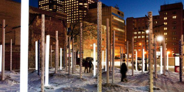 Nuit blanche à Montréal en lumière: quelques suggestions