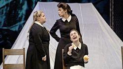 Théâtre: Thérèse et Pierrette à l'école des