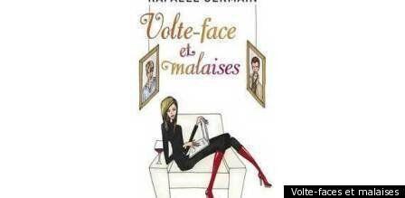 Rafaële Germain lance son nouveau roman «Volte-face et malaises»