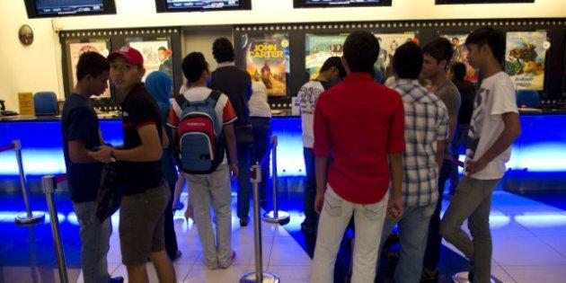 La vente de billets de cinéma a augmenté à travers le monde en 2011