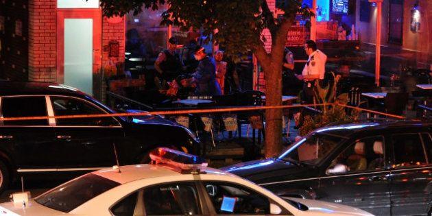 Fusillade mercredi matin à Montréal: 2 blessés, 2 suspects en