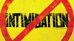 Intimidation: à nous de jouer dans la cour des