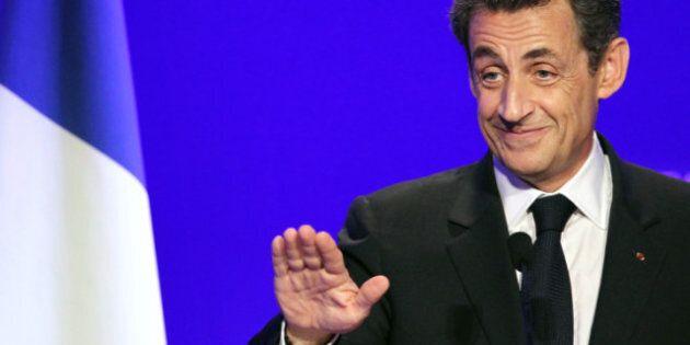 Nicolas Sarkozy présente son programme pour un second