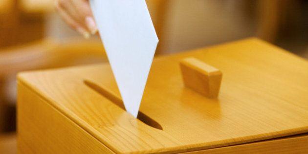 Élections: 16,6 pour cent d'électeurs ont voté par anticipation