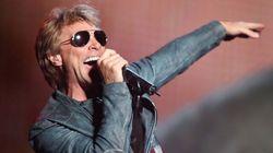 Bon Jovi toujours follement en