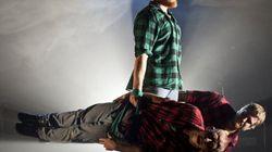 Undermän à Montréal Complètement Cirque : Touchante virilité