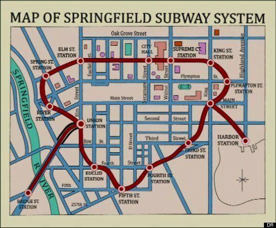 Matt Groening: le Springfield des Simpson est en Oregon