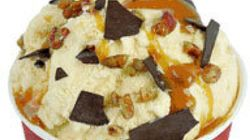 Journée nationale de la crème glacée: une crème glacée ET une poutine?