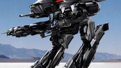 Les premières images de RoboCop