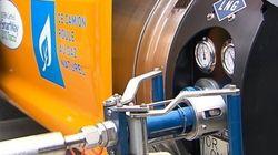 Gaz Métro envisage d'importer plus de gaz de schiste au