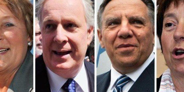 Élections: un dernier week-end chargé pour les