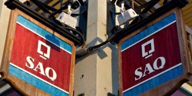 La SAQ interdit le carré rouge à ses