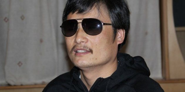 Le dissident chinois Chen Guangcheng pourrait étudier à