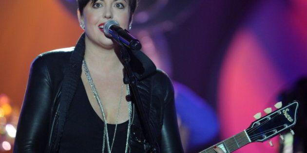 FrancoFolies 2012: Ariane Moffatt en spectacle au Métropolis, à Montréal