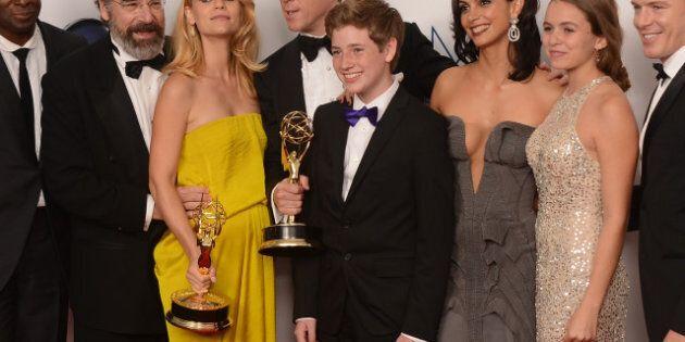 «Homeland» triomphe sur «Mad Men» à la cérémonie des Emmy Awards 2012