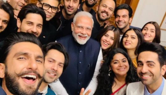 The Real Story Behind Modi's Blooming Romance With