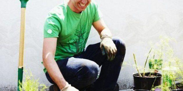Ricardo Larrivée dans «Fermier urbain»: une nouvelle émission d'agriculture